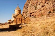 Экскурсии из Еревана: монастырский комплекс Нораванк