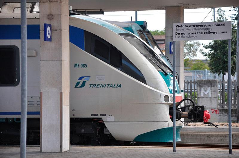 Поезд из Флоренции в Сиену: Trenitalia Regionale