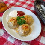 Блюдо «Шах-Булат» ашы (Бахчисарай)