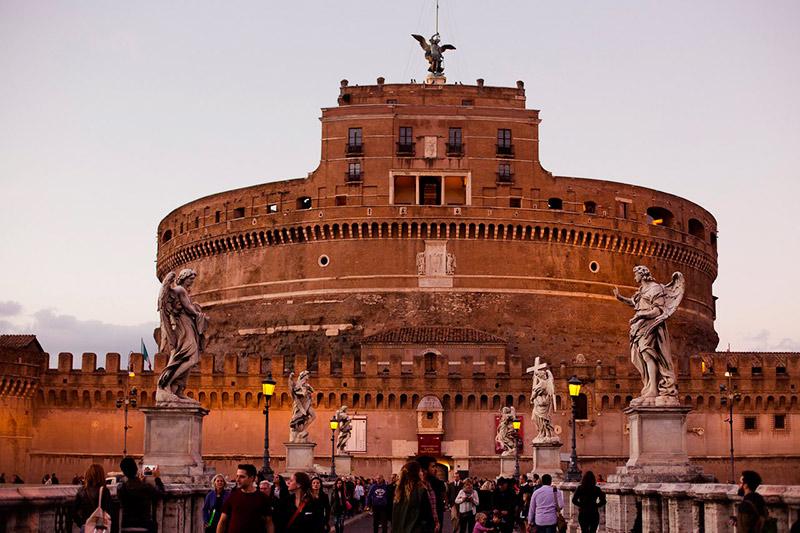 Экскурсии по Риму: по следам фильма Ангелы и Демоны