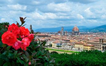 Площадь Микеланджело, Флоренция (ФОТО) — что посмотреть