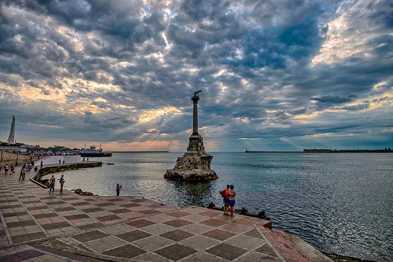 В Севастополь из аэропорта Крыма: цены на такси и трансфер