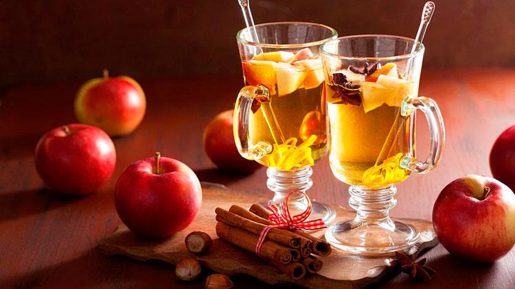 Согревающие алкогольные напитки: пунш