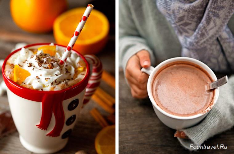 Что пьют во Франции зимой: горячий шоколад