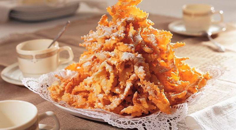 Еда в Минске: картофельный хворост