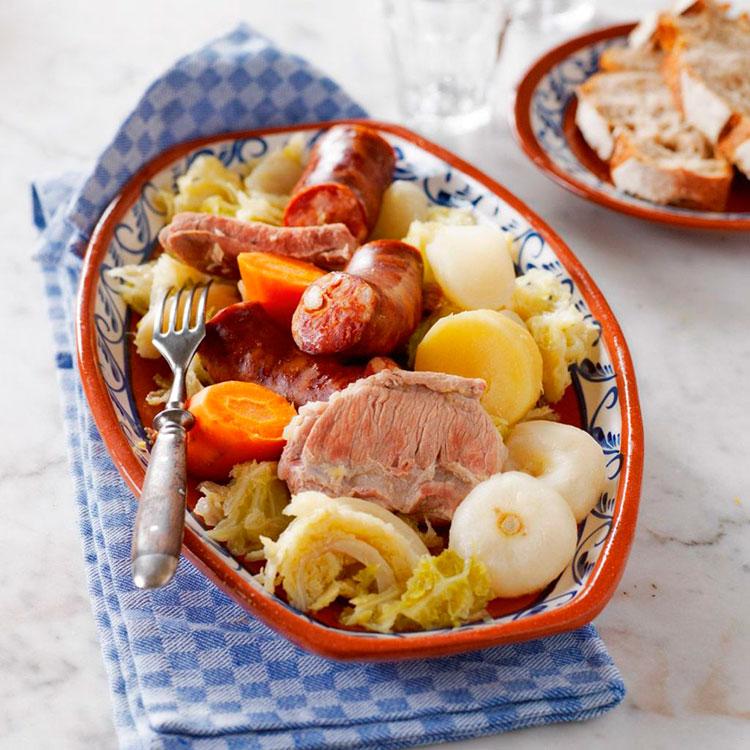 Что пробовать в Лиссабоне из еды: Кузиду а Португеза