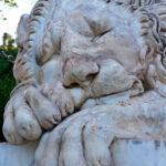 Львиная терраса в Воронцовском дворце