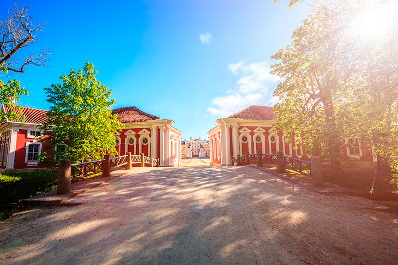 Куда съездить из Риги: Рундальский дворец