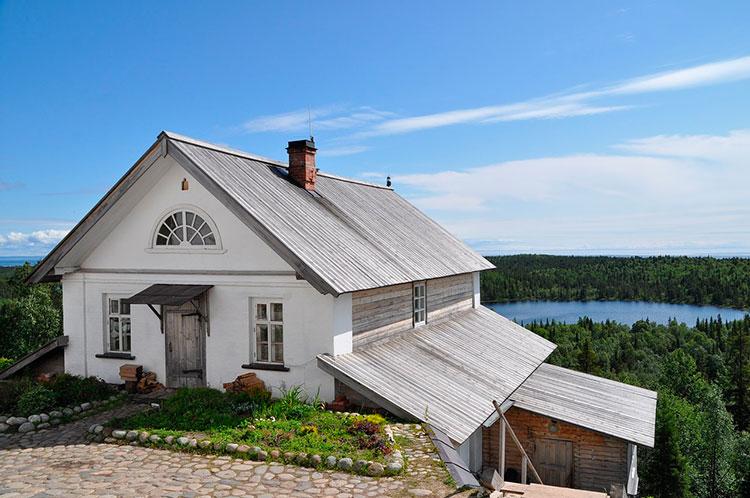 Остров Анзер, Соловки