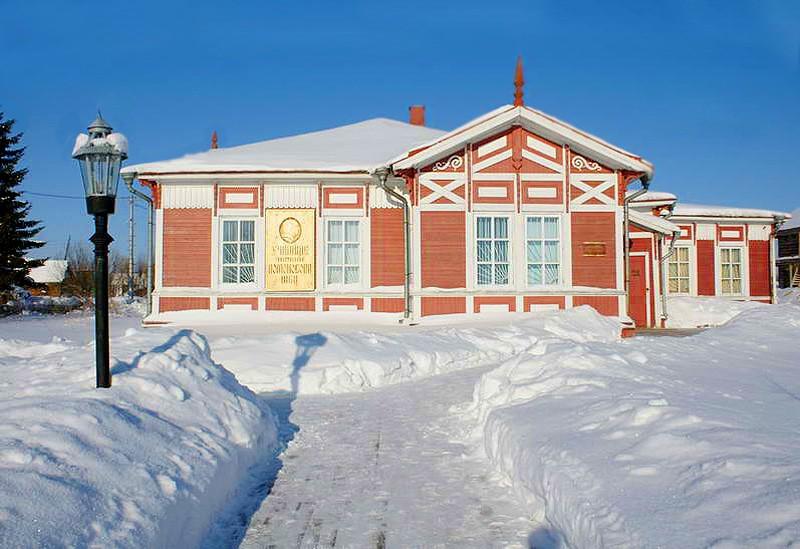 Поселок Холмогоры (Архангельск, Россия)