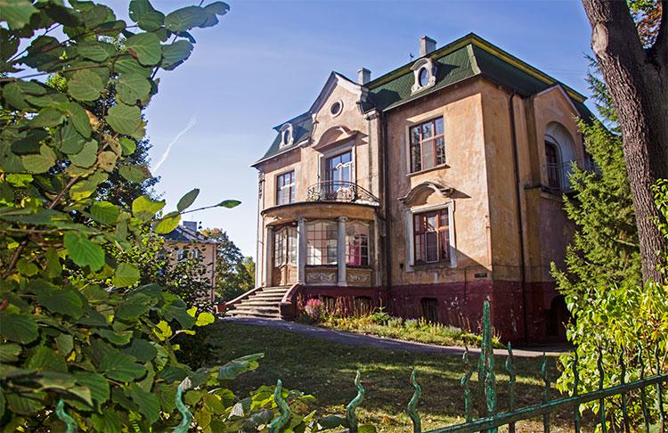 Квартал Амалиенау, Калининград
