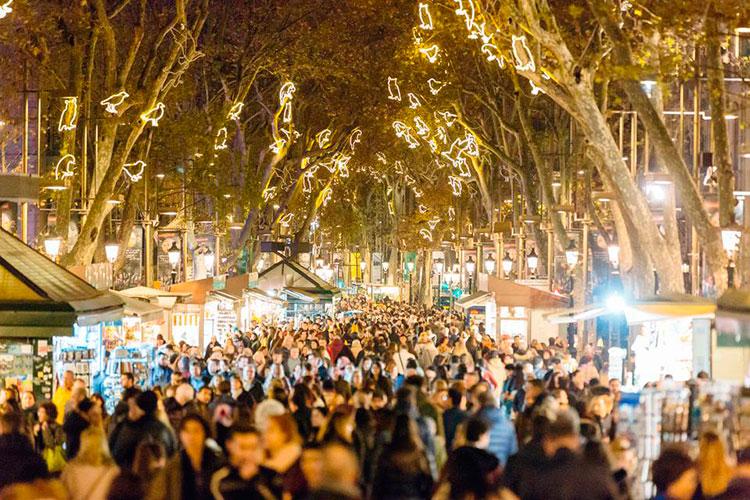 Новый год и Рождество в Барселоне Зима в Барселоне 2020 Зима в Барселоне 2020: погода, стоит ли ехать, что посмотреть barselona zimoj 5
