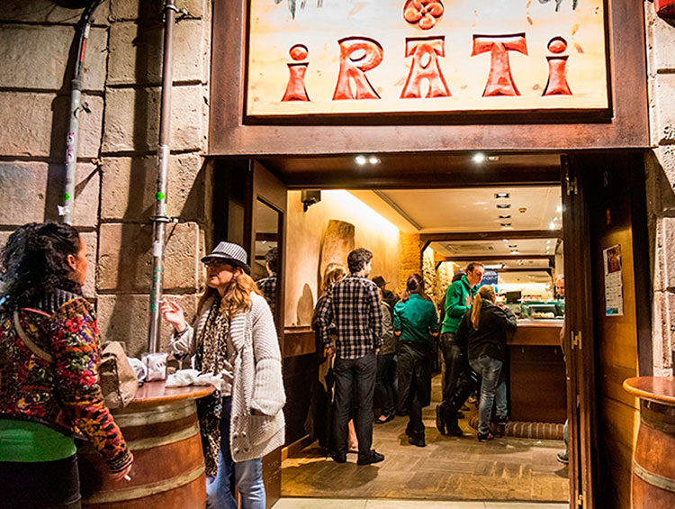 Где поесть в Барселоне зимой: IRATI Taverna Basca Зима в Барселоне 2020 Зима в Барселоне 2020: погода, стоит ли ехать, что посмотреть barselona zimoj 8