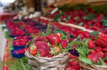 Фестиваль клубники (Неми, Италия)
