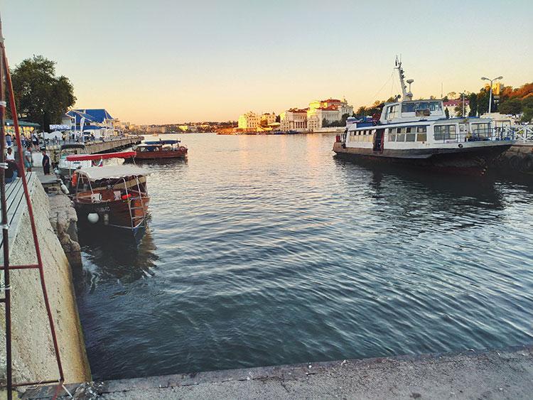 Артиллерийская бухта, Севастополь
