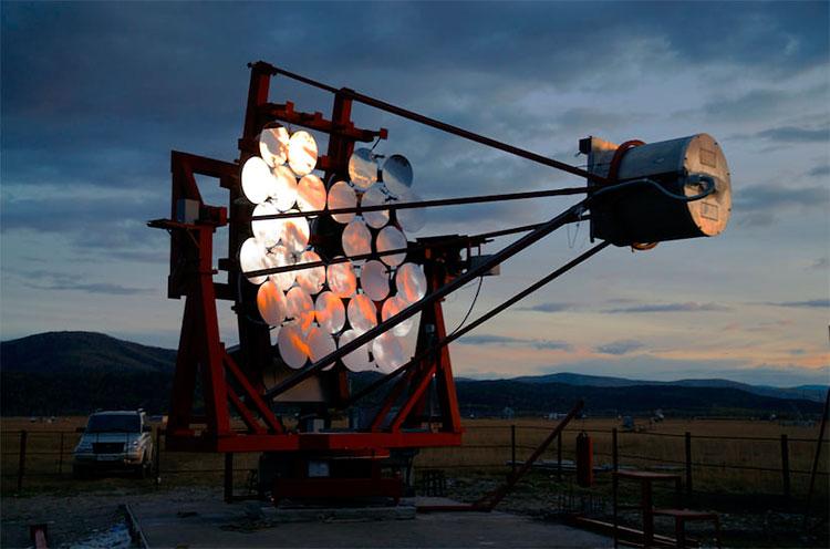 Телескоп TAIGA, Иркутская область