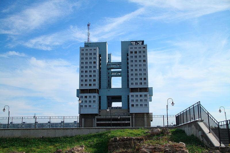 Дом советов, Калининград