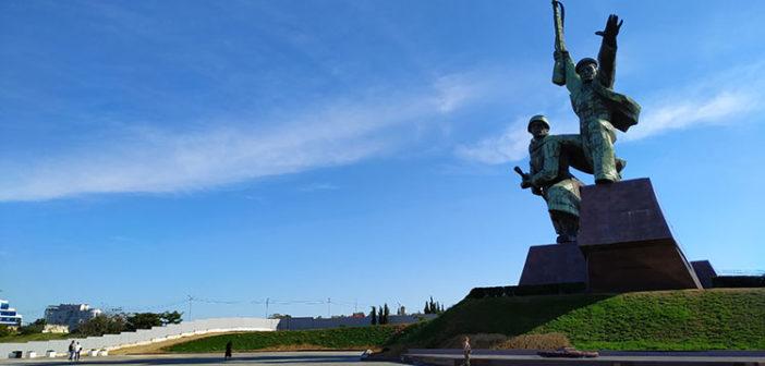 Известные памятники Севастополя