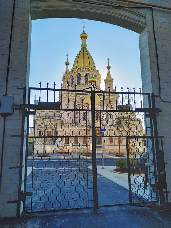 Покровский собор, Севастополь