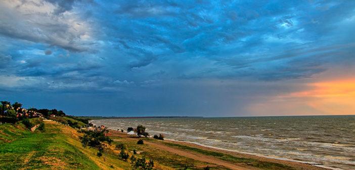 5 российских курортов Азовского моря