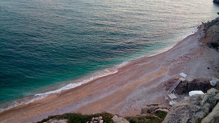 Лучшие пляжи Балаклавы