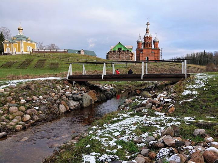 Волговерховье, Тверская область