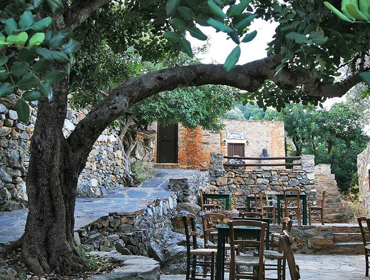 Дом Эль Греко, Фоделе, Крит