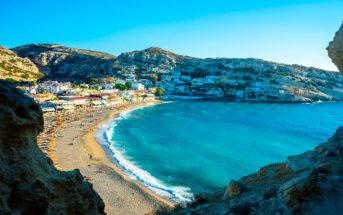8 лучших пляжей Крита
