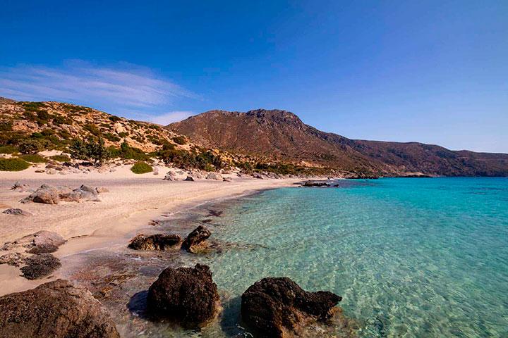 Пляж Кедродасос (Крит, Греция)