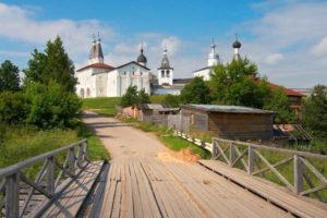 Ферапонтово, Вологодская область