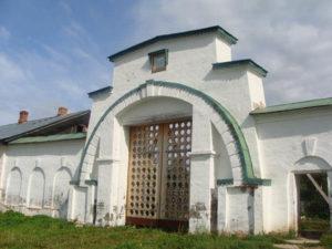 Горицкий монастырь, Вологодская область