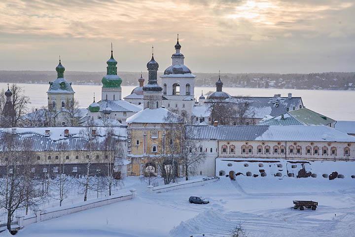 Кириллов, Вологодская область