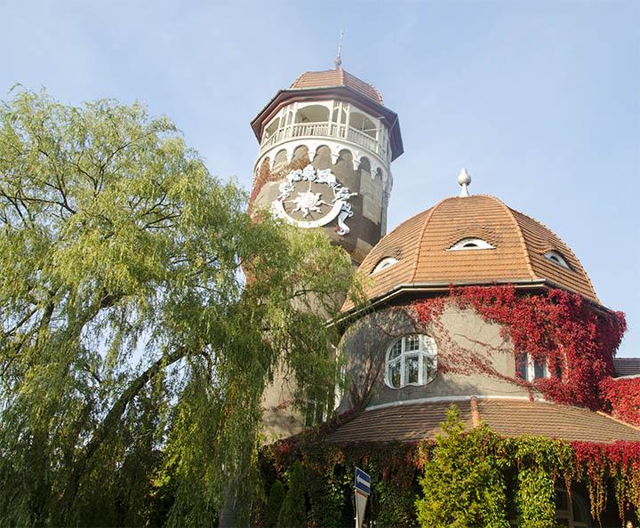 Водонапорная башня, Светлогорск