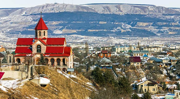 Отдых в Кисловодске в декабре