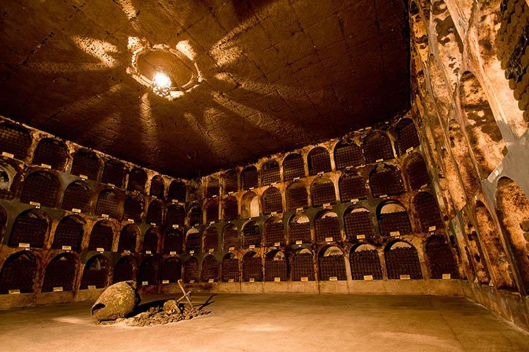 Подвалы Инкерманского винзавода, Севастополь